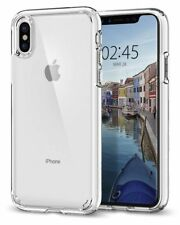 iPhone X Case, Spigen Ultra Hybrid Cover Case - Crystal Clear