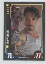2016 Topps Hero Attax Marvel Cinematic Universe European #56 Tony Stark Card 2a7