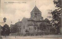 PALINGES - l'église