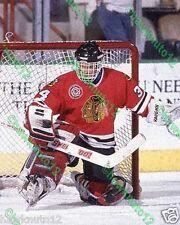 Dominik Hasek CHICAGO BLACKHAWKS 8 X 10 COLOR PHOTO hockey #cbk1Hm2gs9