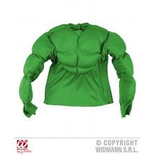 Childrens HULK Fancy Dress Costume FUMETTI HERO Mostro Halloween Vestito 140Cm