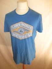 T-shirt Superdry Bleu Taille L à - 53%