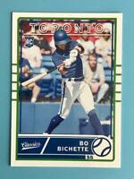 2020 Panini Chronicles Classics BO BICHETTE RC Rookie Toronto Blue Jays #2