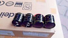 4pcs NEW KENDEIL 6800uF 50V 30X30mm 105°C K05 HQ CAPACITORS FOR NAIM HICAP QUAD!