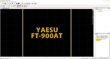 Yaesu FT-900AT Ham Radio Amateur Radio Dust Cover