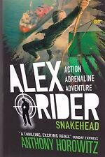 SNAKEHEAD (ALEX RIDER) ANTHONY HOROWITZ - NEW PAPERBACK BOOK
