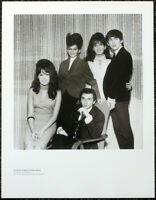 THE BEATLES POSTER PAGE . 1964 GEORGE HARRISON THE RONETTES PHIL SPECTOR . Y7