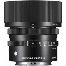 Sigma 45mm F/2.8 DG DN Contemporary Lens (Sony FE) *NEW* *IN STOCK*