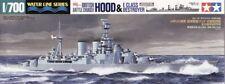 Tamiya 1/700 HMS Hood & E Class Destroyer # 31806