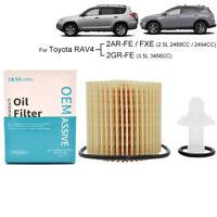 04152-YZZA1 For Toyota RAV4 XA30 XA40 07-18 2.5L I4 / 3.5L V6 Engine Oil Filter