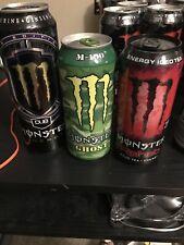 Monster Energy Custom Package For Daiki