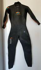 "BLUESEVENTY ""Sprint"" Wetsuit Technical Racewear w/ CAP, Womens ML, EUC"