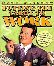 New, Putting The Tarot To Work, Mark McElroy, Book