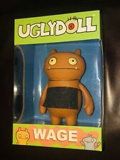 """WAGE UGLYDOLL VINYL TOY FIGURE BY DAVID HORVATH 7"""" 2004 SUPER RARE Critterbox"""