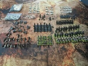 Part-Painted French Napoleonic Army - 28mm - Wargames Foundry & Victrix