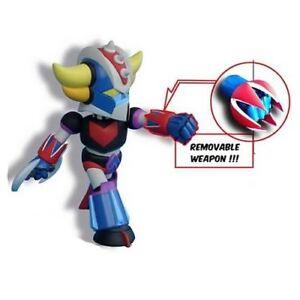Baby Grendizer Super Deformed Figure w/Special Weapon PBM Exclusive Karisma Toys