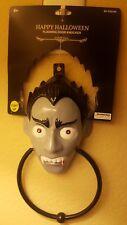 Halloween Dracula Vampire Plastic Decoration Door Knocker Brand New  12.8x27x4cm