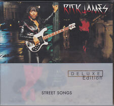 Rick James  Street Songs Deluxe Edition 2 CD