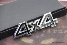 B121 4X4 Emblème autocollants voiture badge Car Emblem auto new