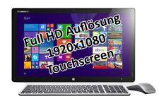 "Lenovo Horizon 2e i5 4210U 1,7GHz 8GB 512GB SSD 21,5"" Win 10 Pro Maus Tastatur"