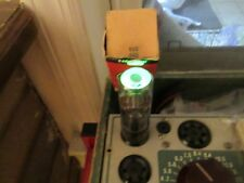 NOS NIB new very bright RCA 6U5 / 6G5 vacuum tube