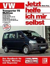 WERKSTATTHANDBUCH JETZT HELFE ICH MIR SELBST 237 VW TRANSPORTER T5 MULTIVAN