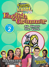 Standard Deviants School - English Grammar, Program 2 - All About the Verb (Clas