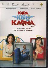 KADA KIEN SU KARMA (DVD, 2009)