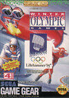 Winter Olympic Games Game Gear Great Condition
