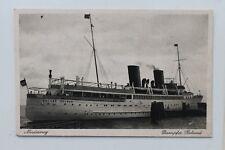 29354 AK Norderney Schiff Dampfer Roland um 1925