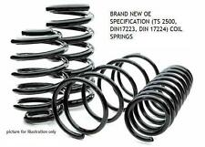 New OE Spec Mercedes Benz SLK320 R170 Convertible 00-04 Coil Spring - FRONT