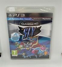 The Sly Trilogy Classic HD (PS3) BRAND NEW SEALED