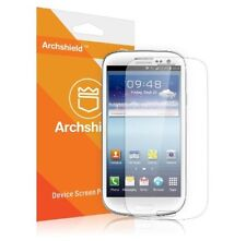 NEW Archshield-Samsung Galaxy Note 3 High Definition (HD) Clear Screen 3pc.Pack