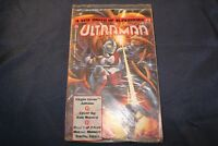 Ultraman Virgin Cover Comic Book Plus 1 of 3 Mutant Monster Cards Sealed