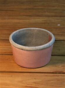 Ceramic Glazed Pot -  Pink