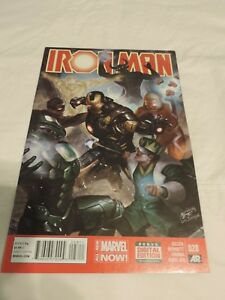 IRON MAN # 28   IRON  MARVEL COMICS DISNEY