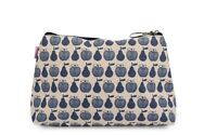 Pink Lining WASH BAG APPLES & PEARS BLUE Baby Travel Store BN