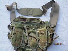 Bag Ammunition Grab Bag, Webbing,PLCE,Koppeltasche,Multicam, neuwertig