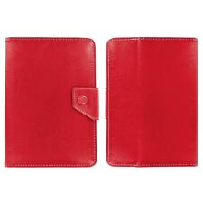 """Premium Universal 7"""" Folio Leather Case Cover Skin w/ Stand for 7-inch Tablet"""