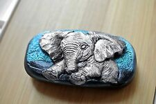 ELEPHANT  SILICONE SOAP MOLD -  SOAP BAR MOULD