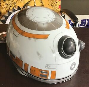 Bell / Disney Star Wars BB-8 Droid / Bike Bicycle Helmet /  Ages 5-8 / Size XS