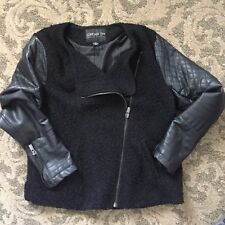 Forever21 Biker Style Spring/fall Jacket 2x