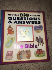"""My First Big Book Of Questions & Answers """"The Bible"""" Leap Frog #1L"""