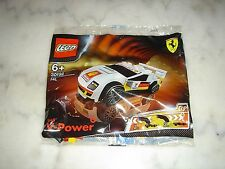 LEGO / Ferrari F40 / Shell Promo 30192 *Polybag* Brand New Factory sealed!!!