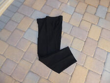 EILEEN FISHER Black Viscose Pants  Size Small