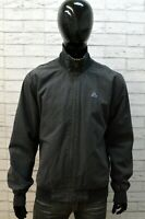 Scotch Giacca da Uomo Taglia XL Cappotto a Righe Grigio Giubbotto Jacket Man