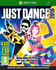 Just DANCE 2016 KINECT XBOX ONE * NUOVO SIGILLATO PAL *