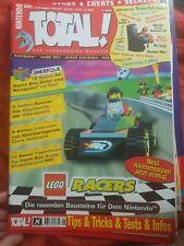 Total! Magazin Ausgabe 8/1999 Nintendo Lego