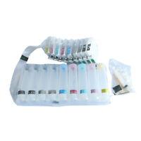Continuous Ink Cartridges for Epson Stylus Photo R3000 Printer - CISS