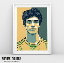 New listing Notts Outlaws Calvin Harrison Icon - A3 Art Print